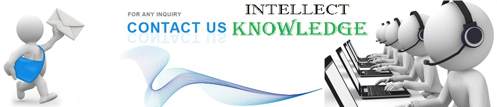 Intellectknowledge contact us